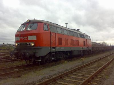 Mein Zug in Euskirchen